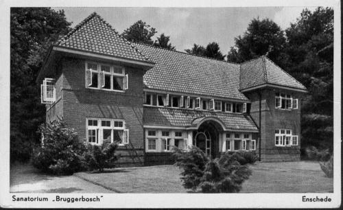 Gronausestraat  0752, Sanatorium Bruggerbosch