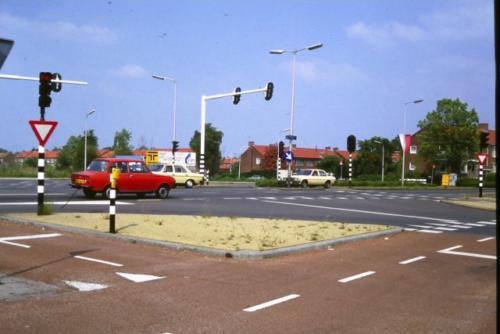 kruispunt w. barentszoonstraat