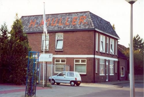 Veldstraat 23, Café Muller 1995~