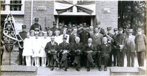Glanerbrug 1938 - Prins Hendrik Harmonie