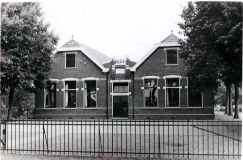 Gronausestraat 0827, Dolphiaschool, 1930