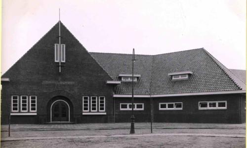 Pastoor Meijerstraat 5, Maria-school, 1930